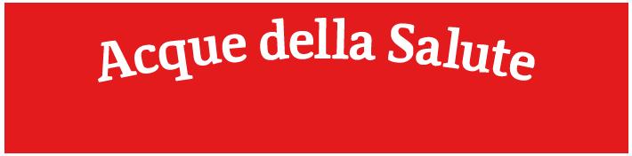 Logo Acque della Salute