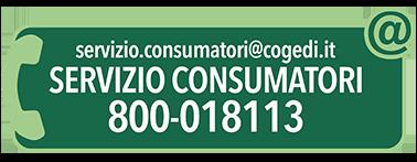 Contatti servizio consumatori